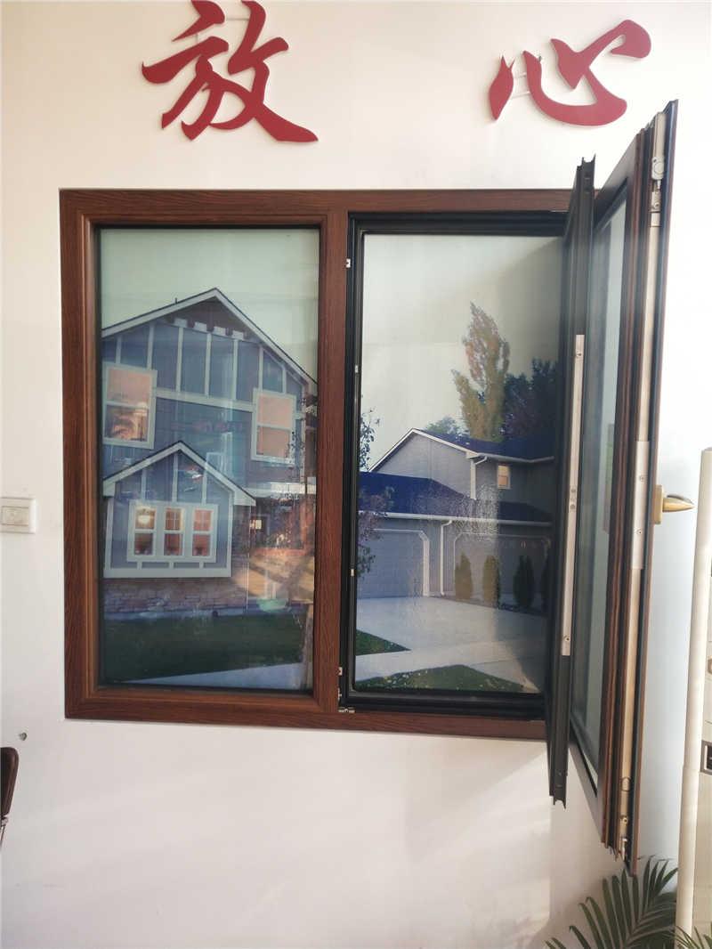 8015系列-钢网一体纱窗秒拆窗